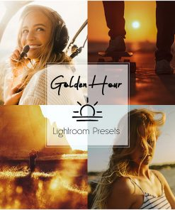 GOLDEN HOUR_Lightroom Preset Pack