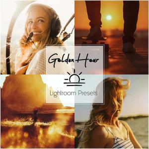 GOLDEN HOUR_Lightroom Preset Pack