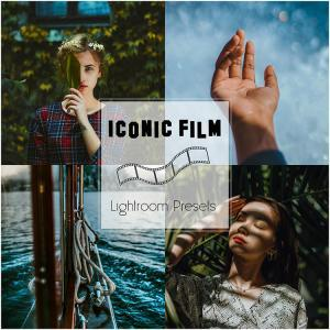 ICONIC FILM_Lightroom Preset Pack
