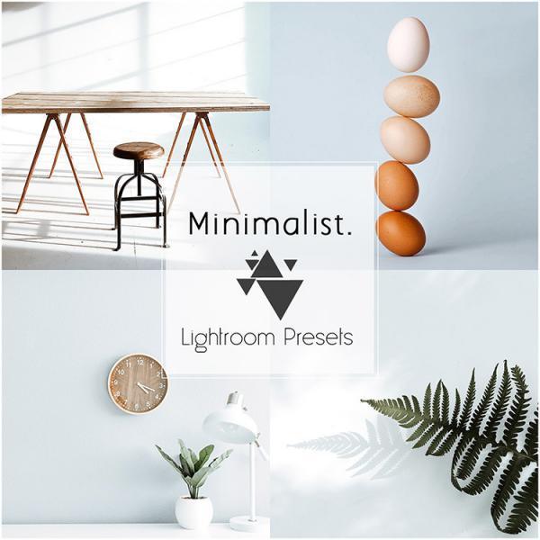MINIMALIST_Lightroom Preset Pack