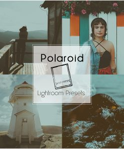 POLAROID_Lightroom Preset Pack