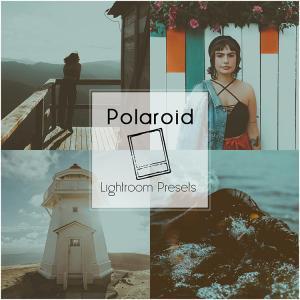 POLAROID_Lightroom Preset Pack
