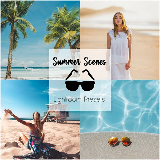 SUMMER SCENES_Lightroom Preset Pack
