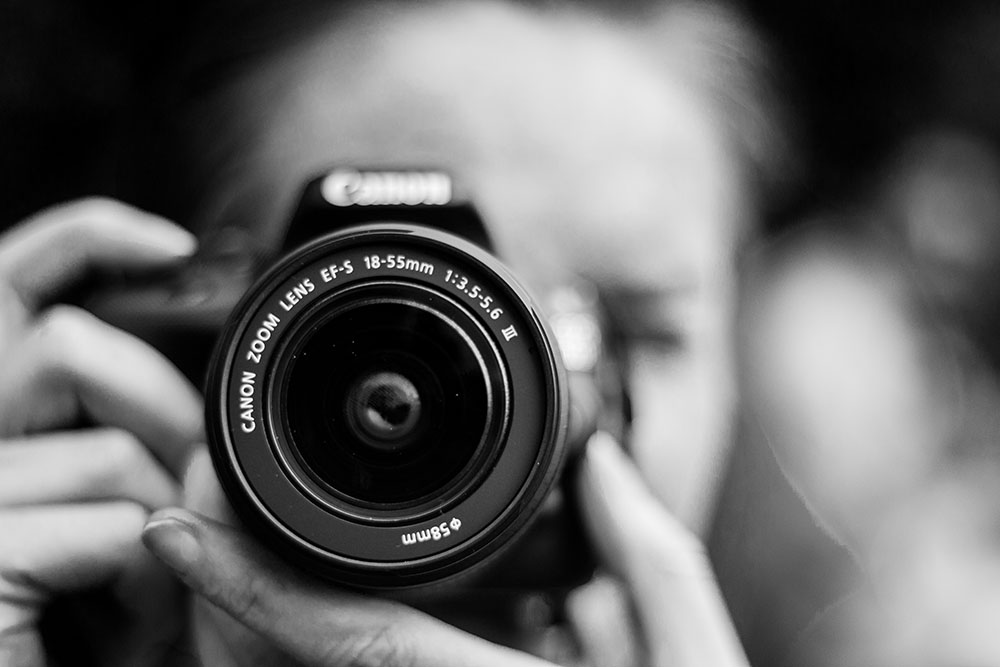 Photographer Header Image