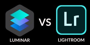 Luminar vs Lightroom