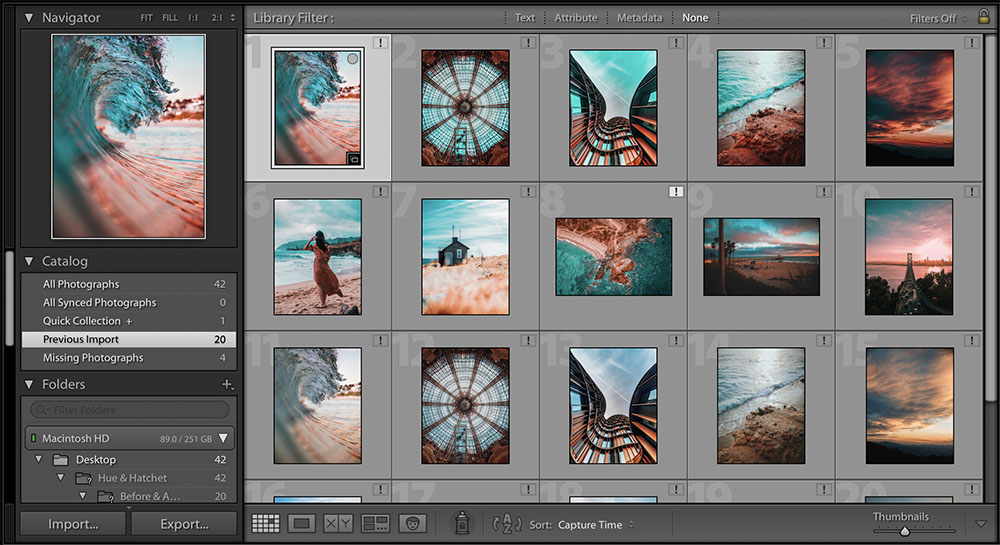 How to Cull Photos in Lightroom