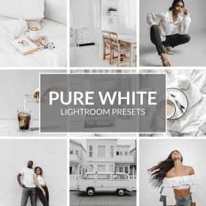 Pure-White-Lightroom-presets-Thumbnail