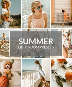 Summer-Lightroom-Preset-Pack