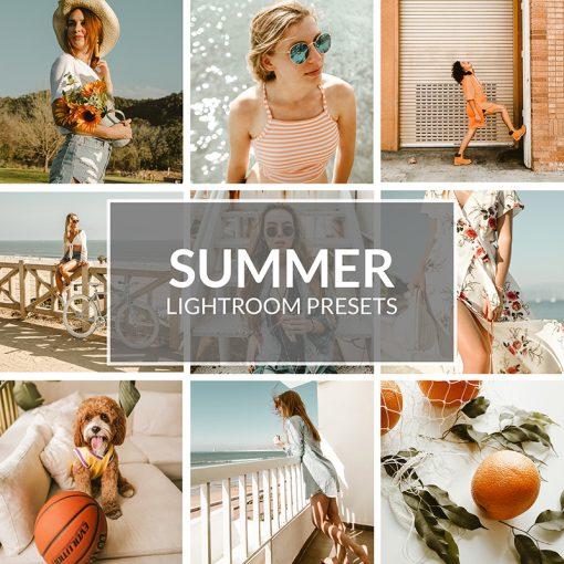 Summer-Lightroom-Preset-Pack