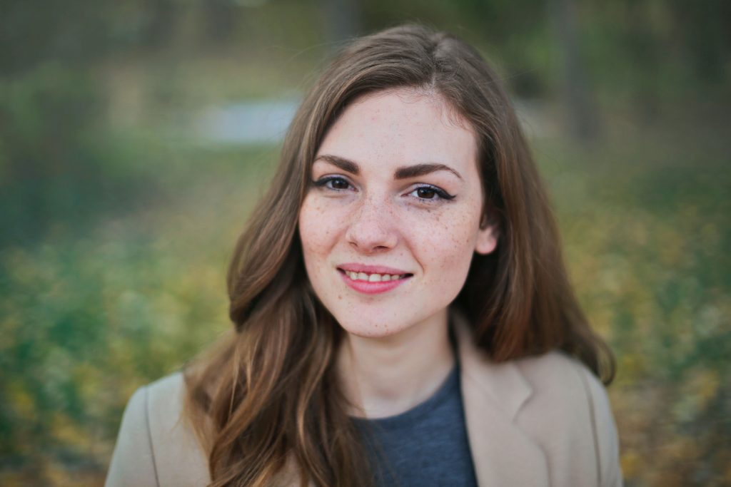 corporate headshot example