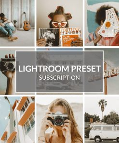 lightroom preset subscription