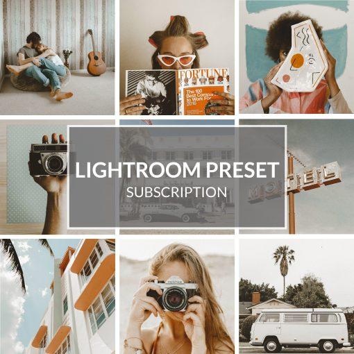 lightroom preset subscription
