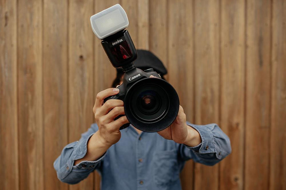off-camera flash header
