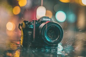 rain photography header